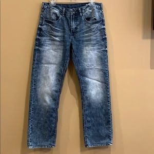 Buffalo David Bitten straight stretch jeans
